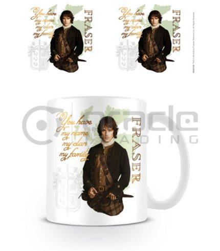 Outlander Mug - Jamie Fraser