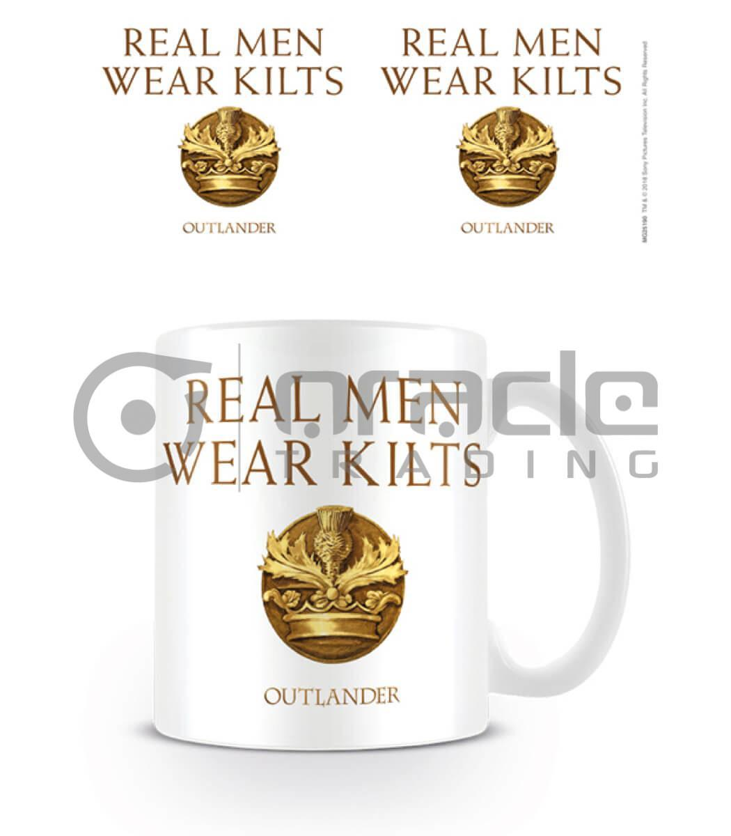 Outlander Mug - Real Men Wear Kilts