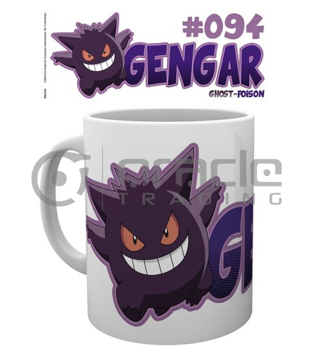 Pokémon Mug - Gengar