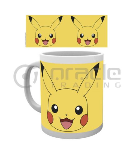 Pokémon Mug - Pikachu - Classic