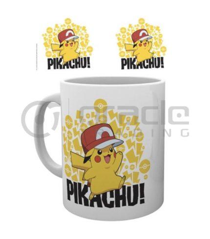 Pokémon Mug - Pikachu Hat