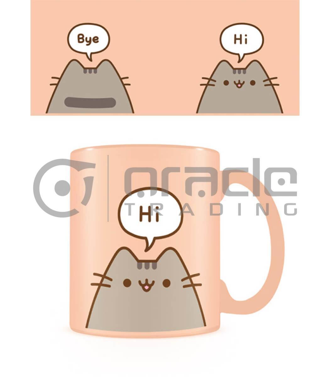 Pusheen Mug - Hi