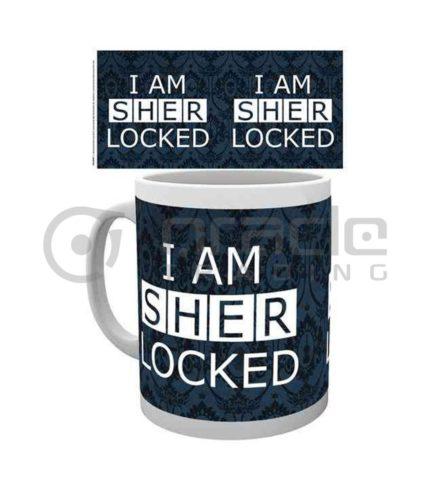 Sherlock I am Sherlocked Mug