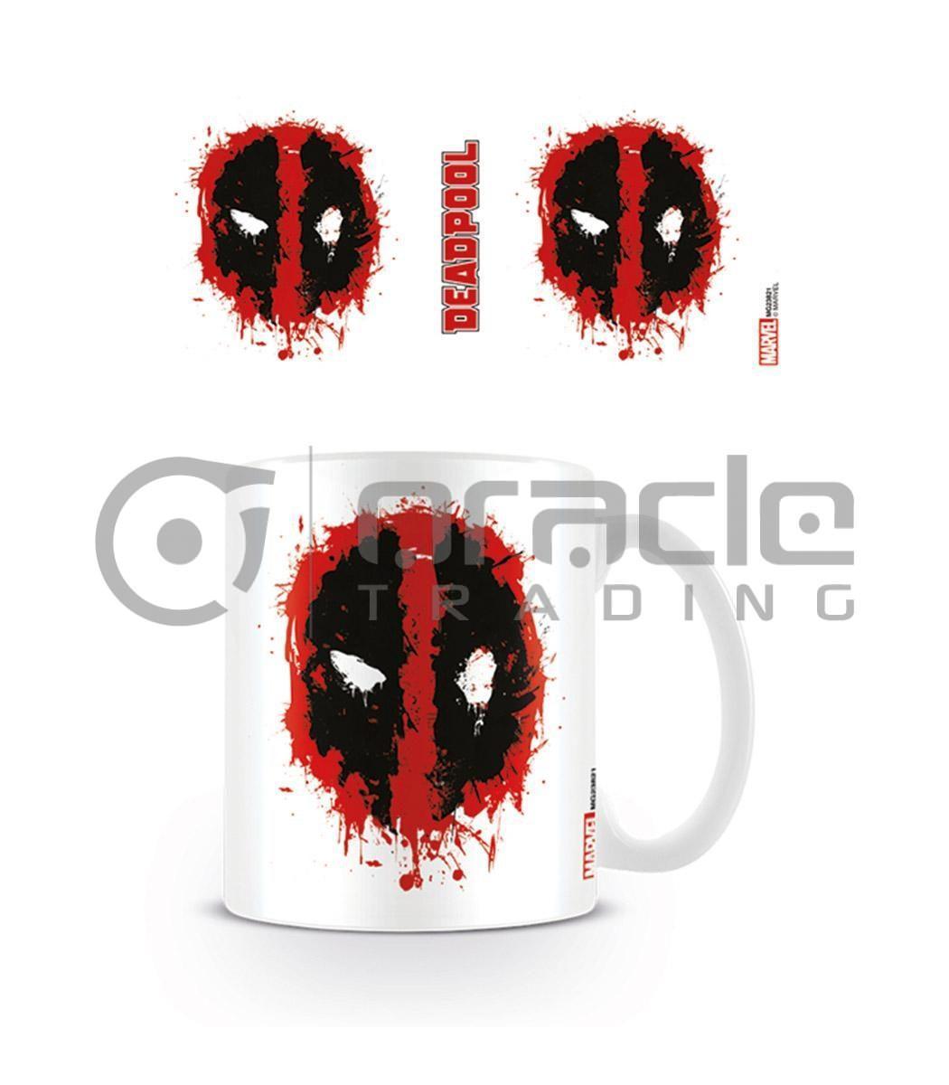 Deadpool Splat Mug