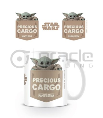 Star Wars: The Mandalorian Precious Cargo Mug