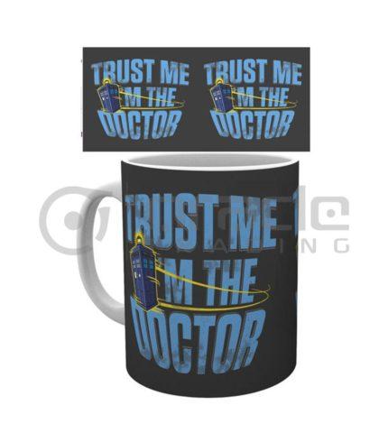 Doctor Who Trust Me I'm The Doctor Mug