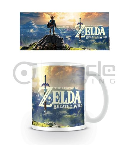 Zelda Sunset Mug