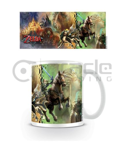 Zelda Twilight Princess Mug