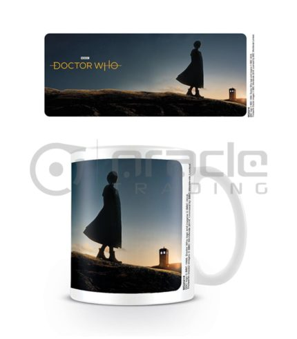 Doctor Who New Dawn Mug (13th Doctor)