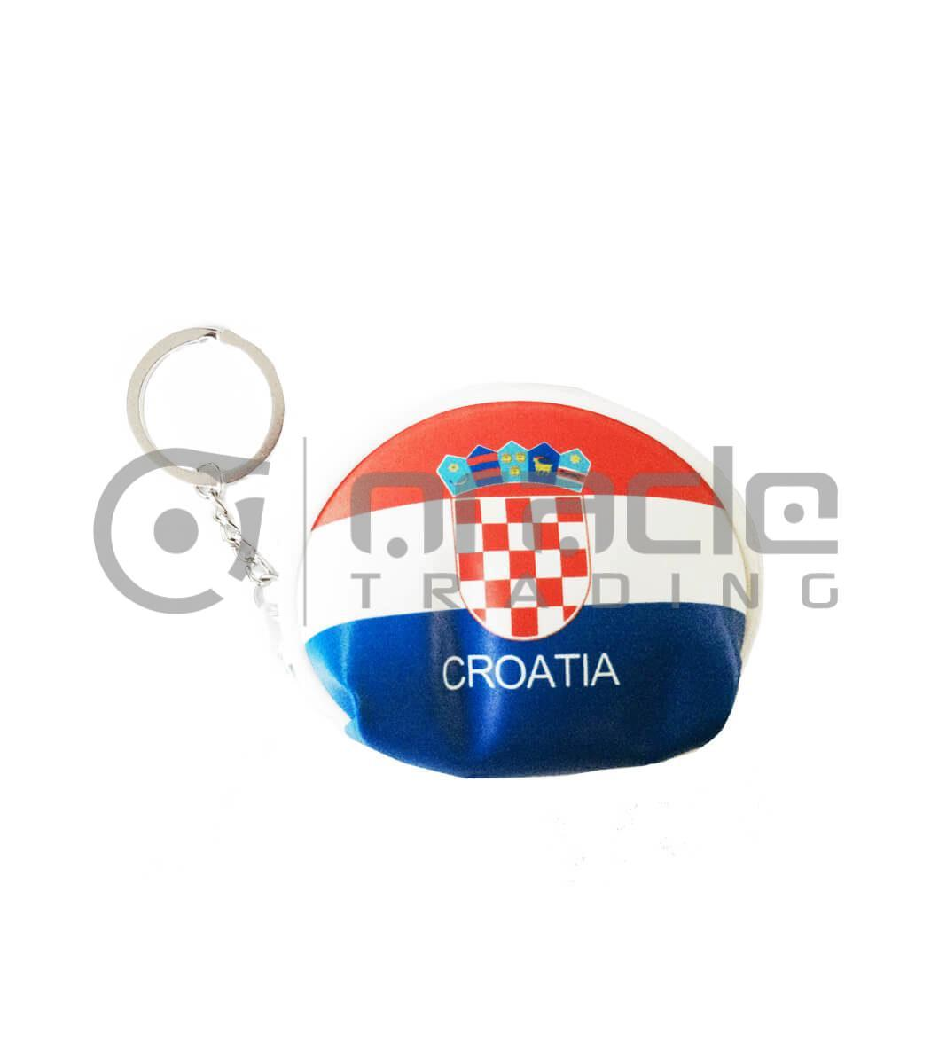 Croatia Coin Purse