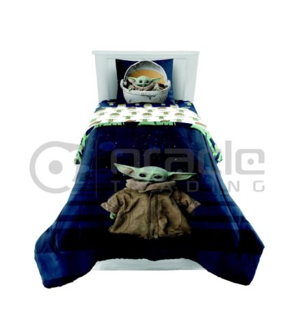 Star Wars: The Mandalorian - Comforter Set