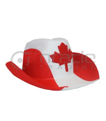 Canada Cowboy Hat