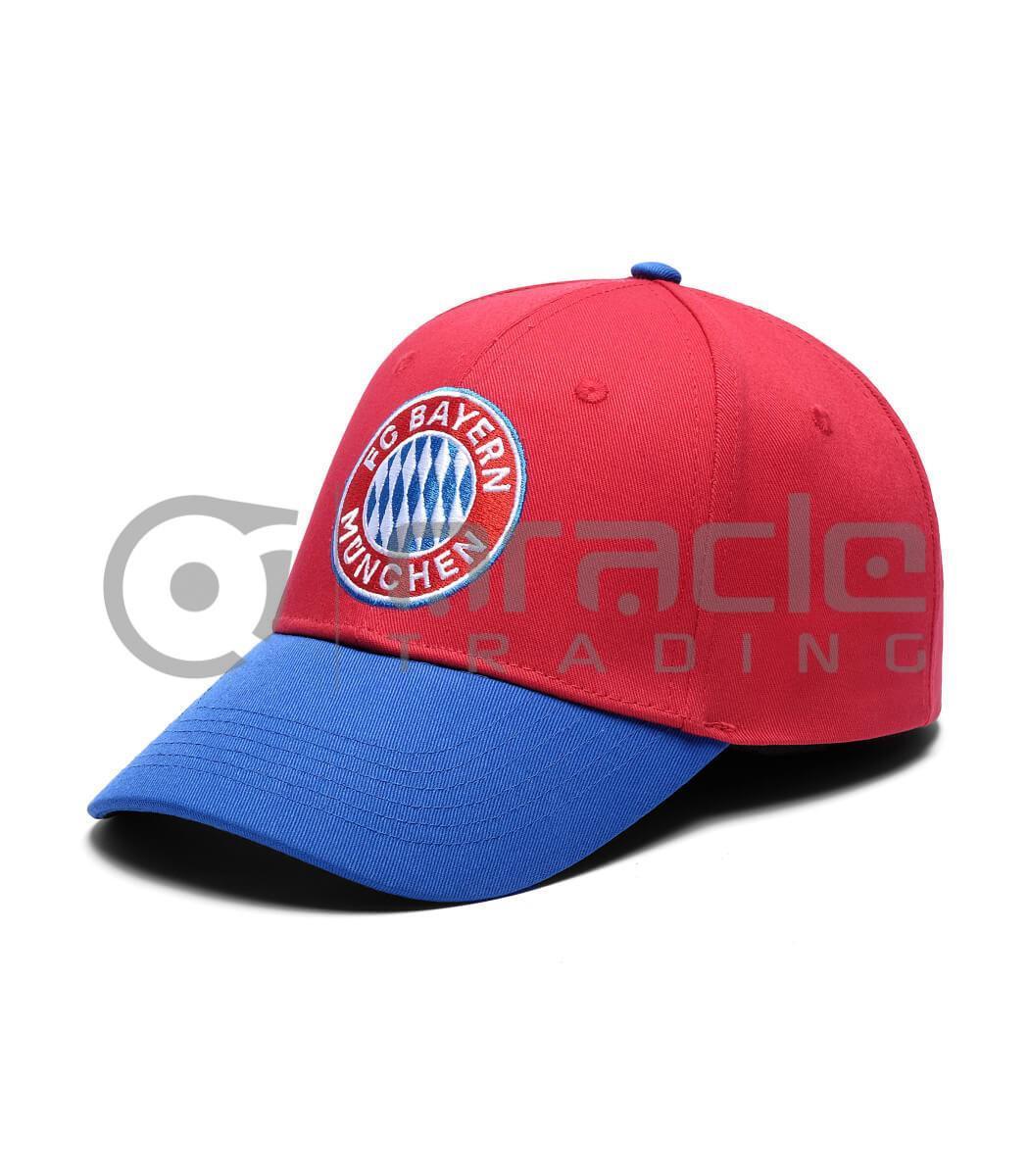 Bayern Munich Crest Hat