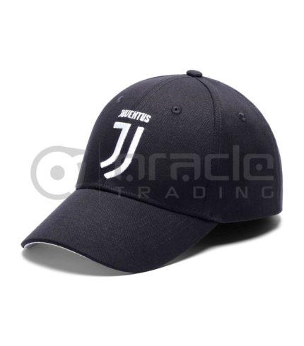 Juventus Crest Hat - Black