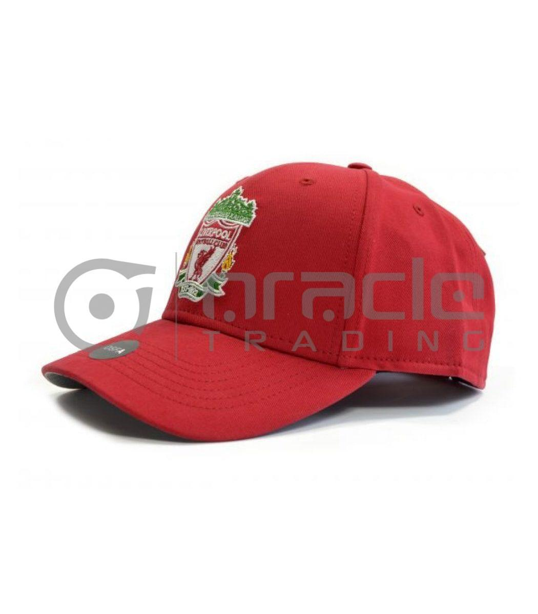Liverpool Red Crest Hat - Classic - Brand 47