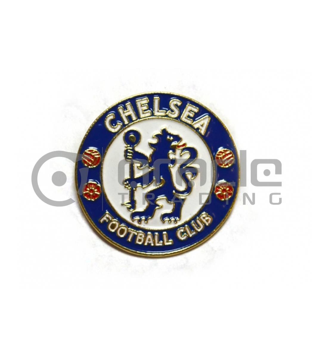 Chelsea Crest Pin