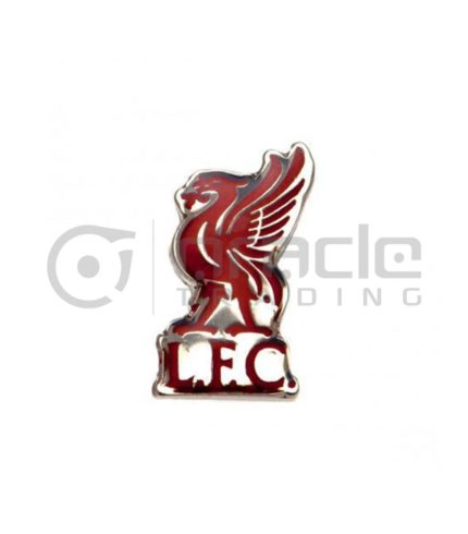 Liverpool Crest Pin