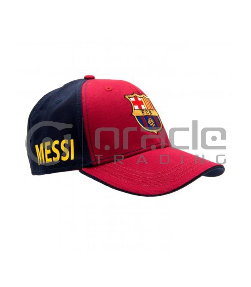 Barcelona Messi Crest Hat
