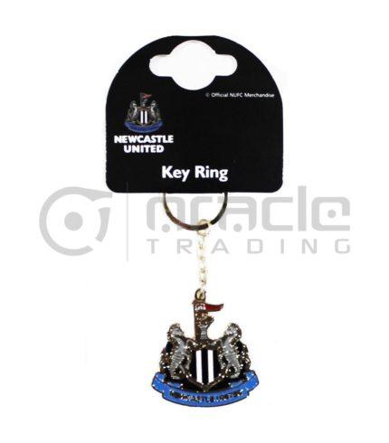 Newcastle Crest Keychain