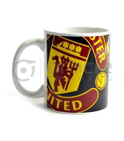 Manchester United Crest Mug (Boxed)
