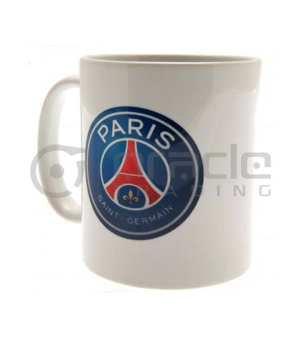 PSG Crest Mug (Boxed)