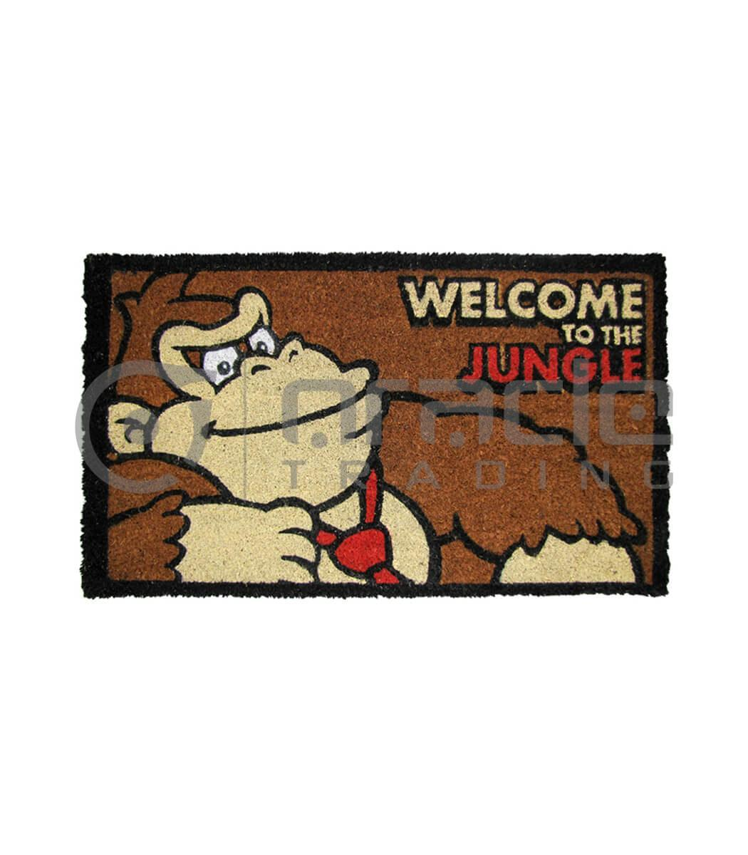 Donkey Kong Doormat