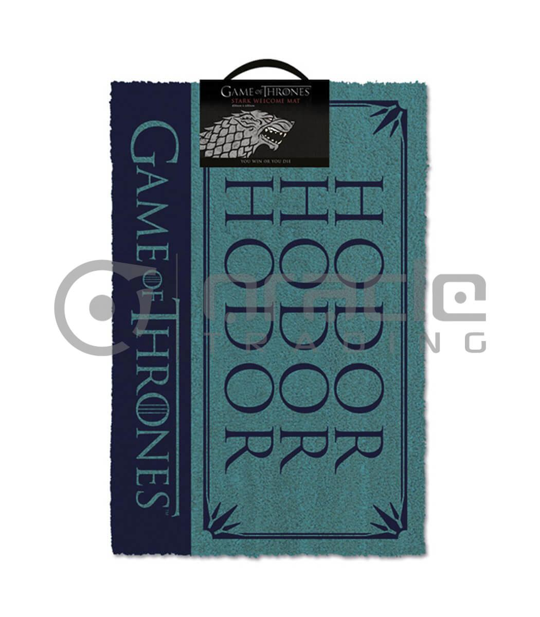 Game of Thrones Doormat - Hodor