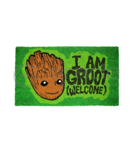 Guardians of the Galaxy Doormat (I am Groot)