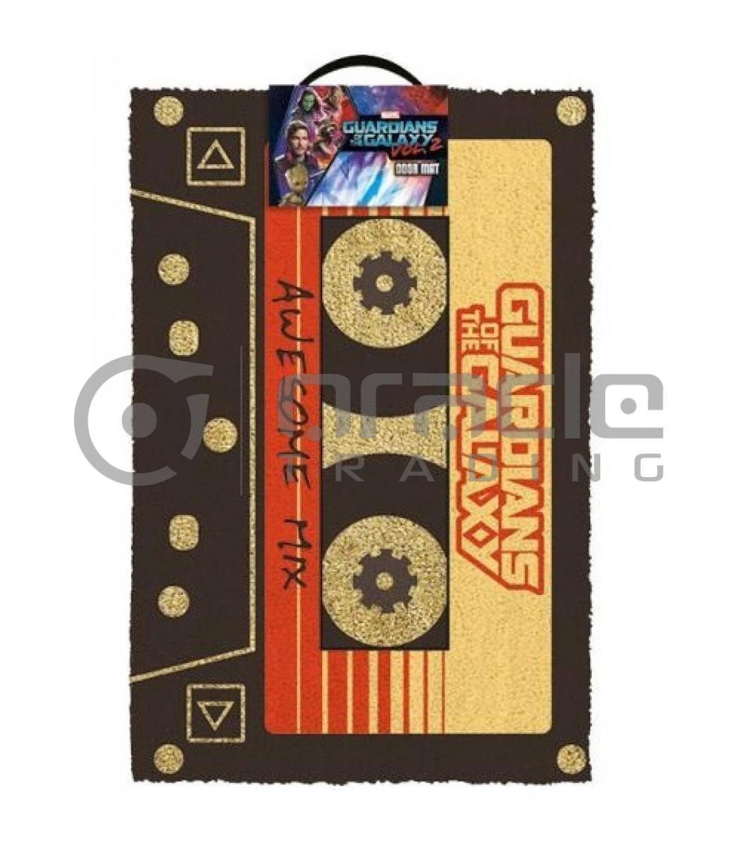 Guardians of the Galaxy Doormat (Awesome Mix)