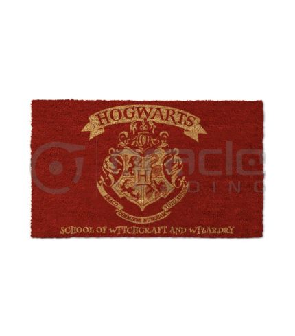 Harry Potter Doormat - Hogwarts