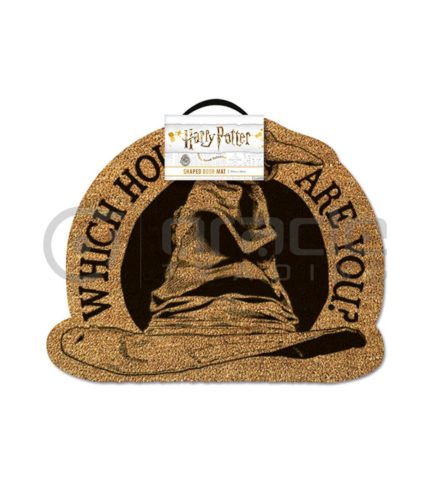 Harry Potter Doormat - Sorting Hat (Shaped)