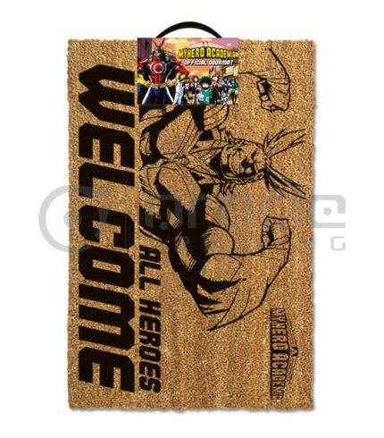 My Hero Academia Doormat