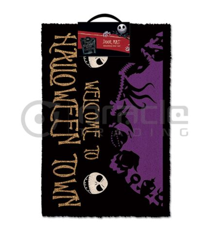 Nightmare Before Christmas Doormat