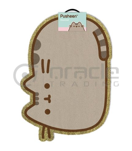 Pusheen Doormat - Shaped