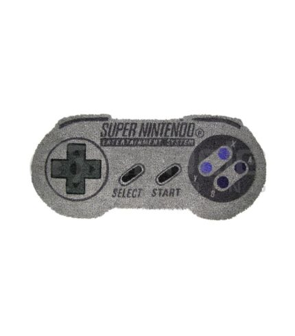 SNES Controller Doormat (Shaped)