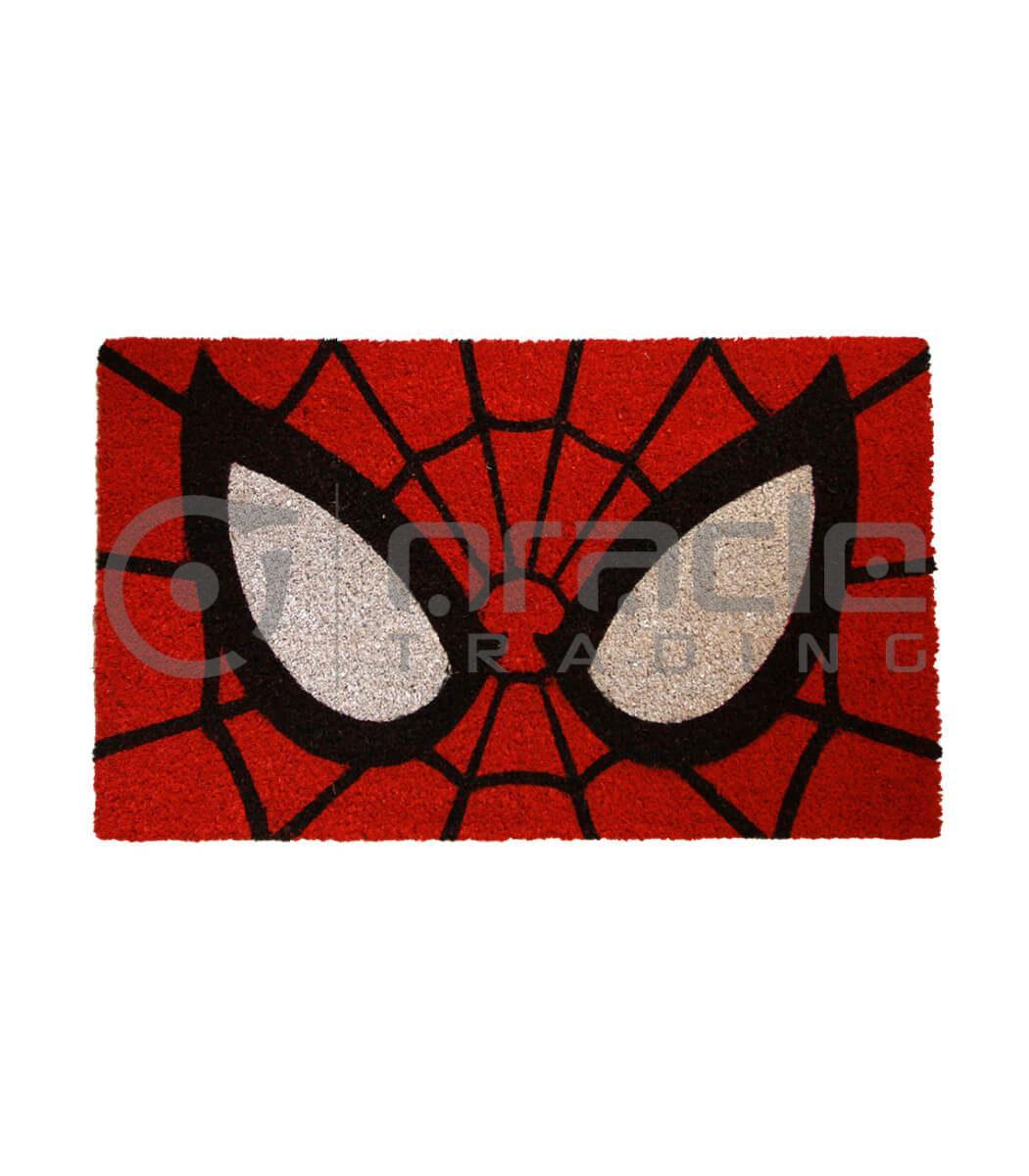 Spiderman Doormat - Eyes