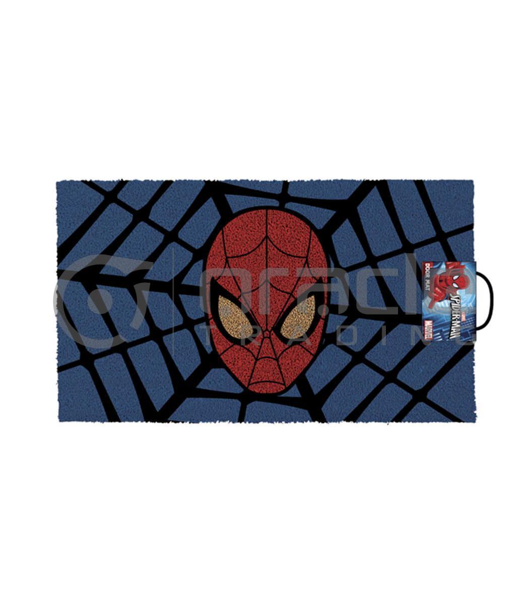 Spiderman Doormat - Web