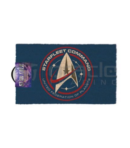 Star Trek Doormat - Starfleet Command
