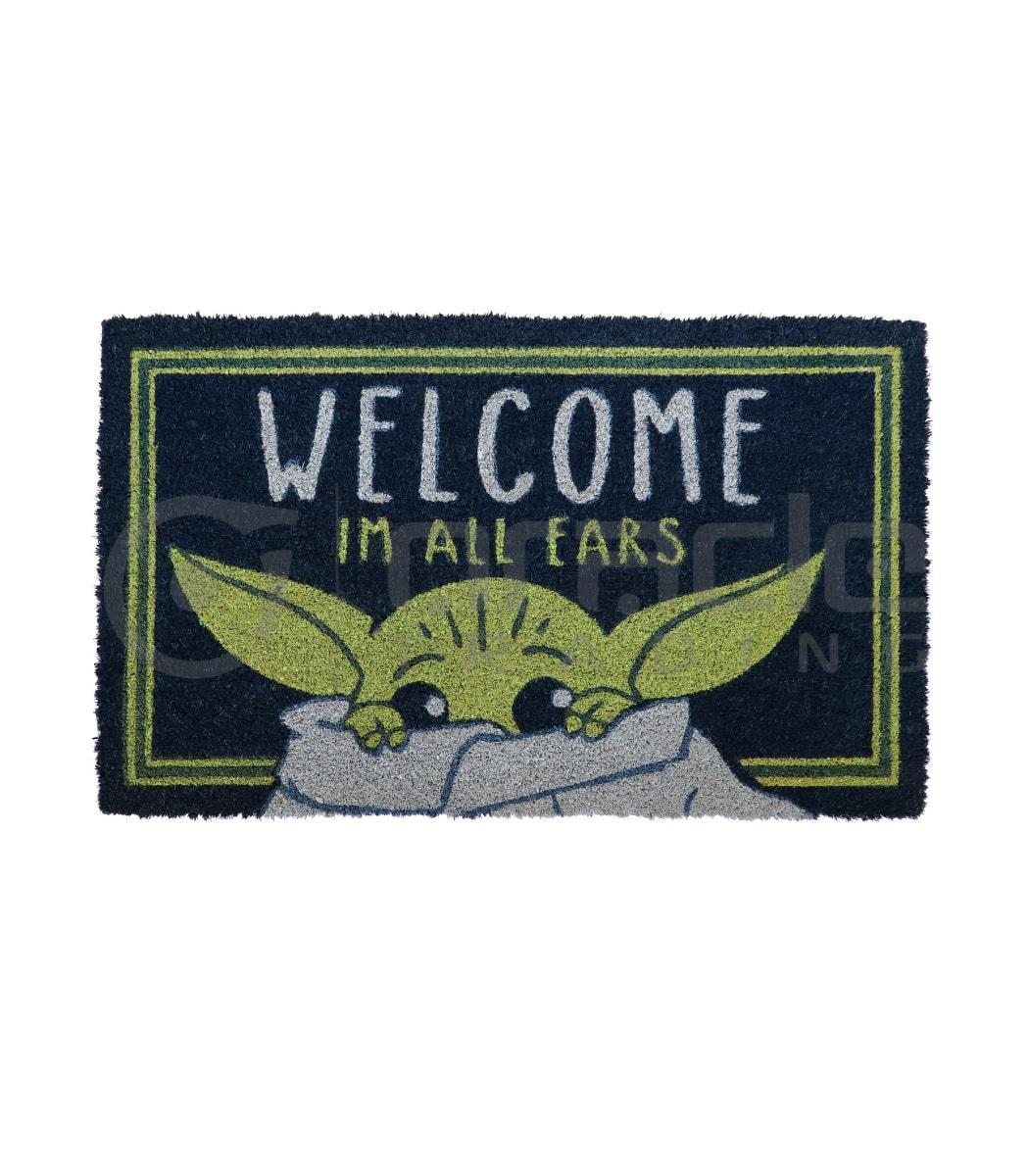 Star Wars: The Mandalorian Doormat - Welcome