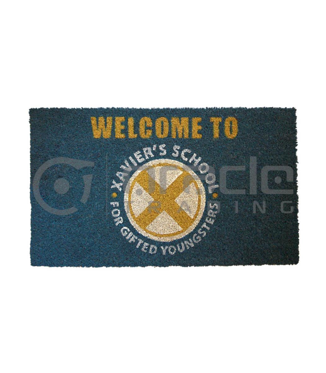 X-Men Doormat - Xavier's School