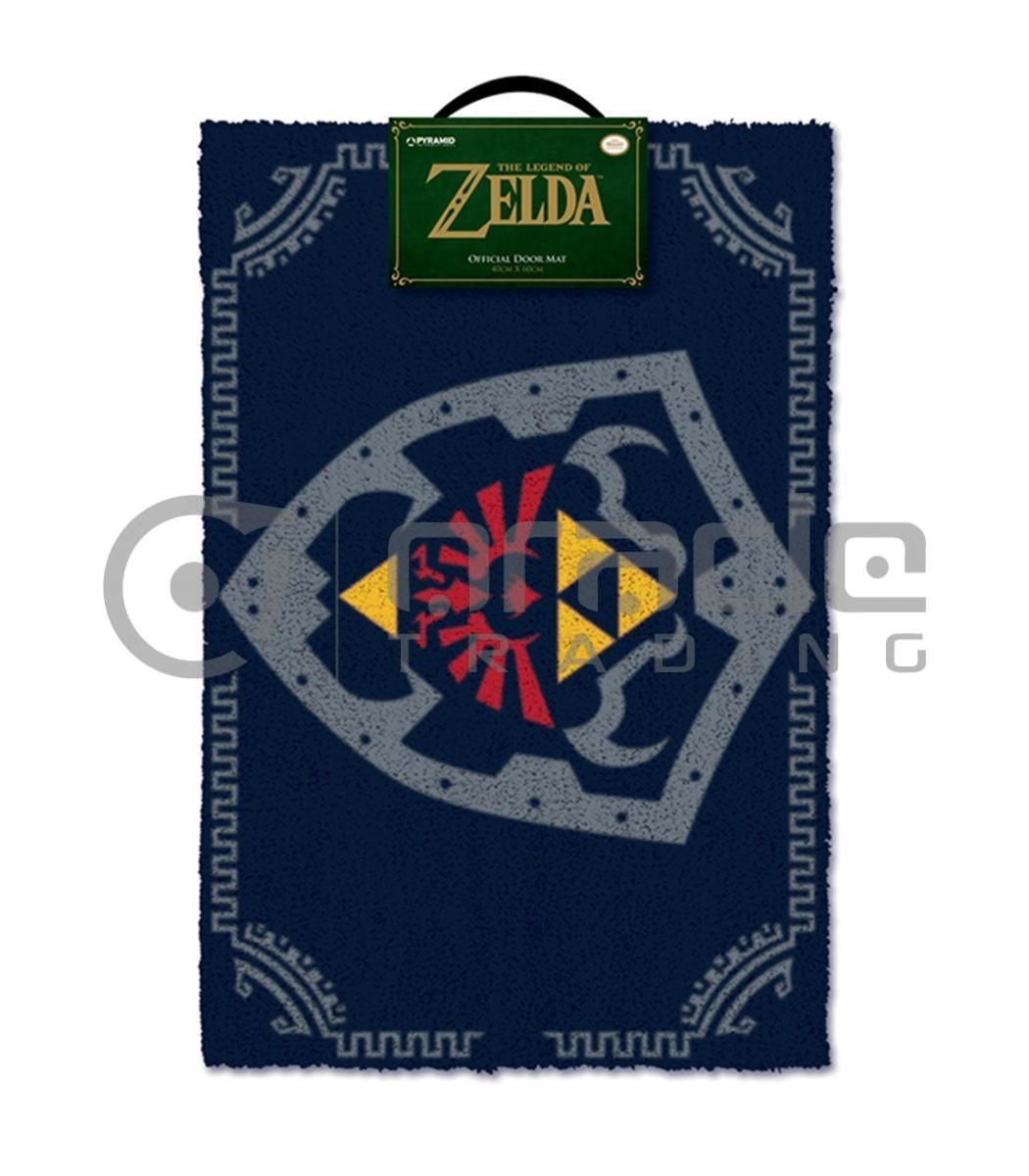 Zelda Doormat (Hylian Shield)