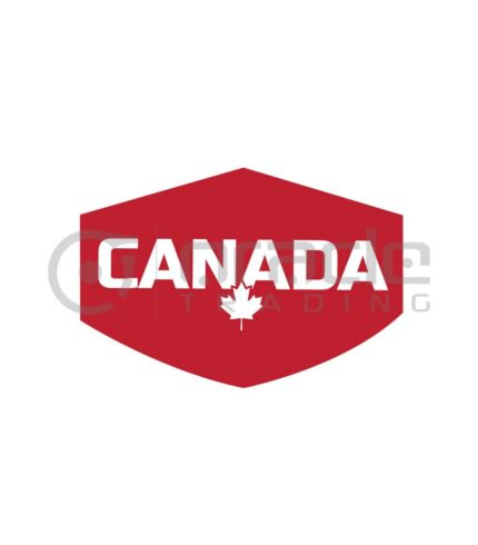 Canada Face Mask - Red (Premium)
