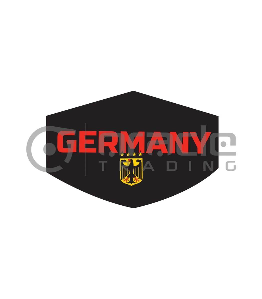 Germany Face Mask - Bold (Premium)