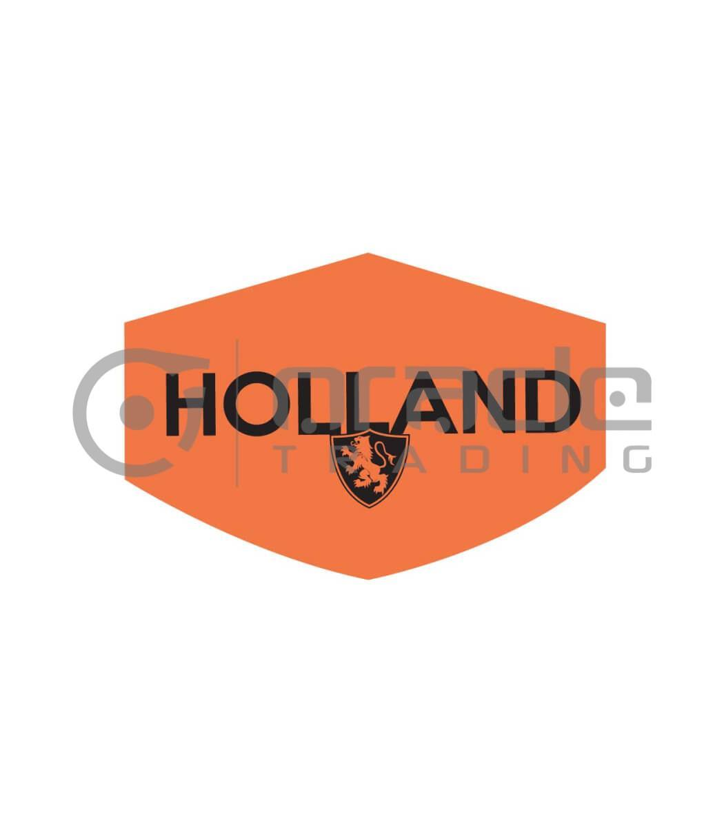Holland Face Mask - Orange (Premium)