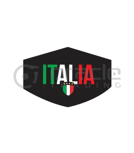 Italy Face Mask - Bold (Premium)