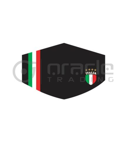 Italy Face Mask - Stripes (Premium)