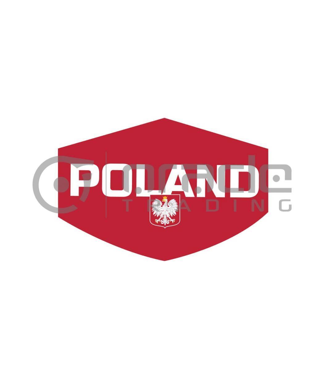 Poland Face Mask (Premium)
