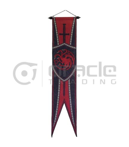 Game of Thrones Felt Banner - Targaryen