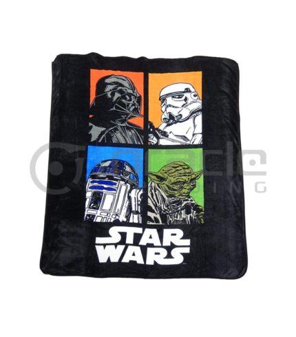 Star Wars Jumbo Fleece Blanket