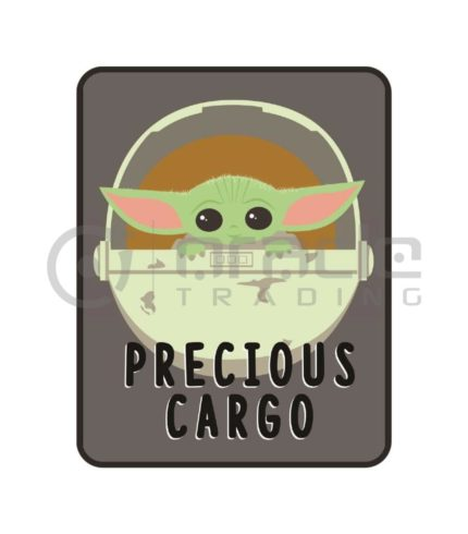 Star Wars: The Mandalorian - Baby Yoda Fleece Blanket